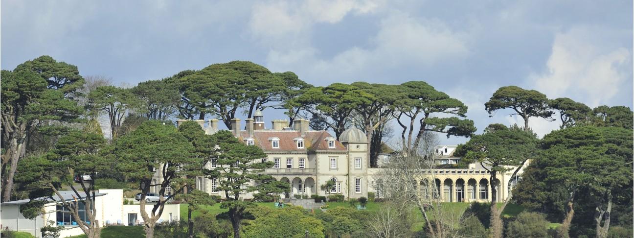 Fowey Hall hotel - Cornwall - United Kingdom