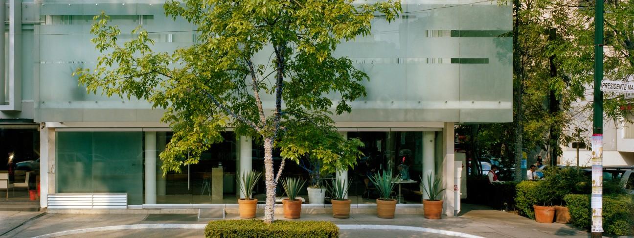 Hotel Habita – Mexico City – Mexico