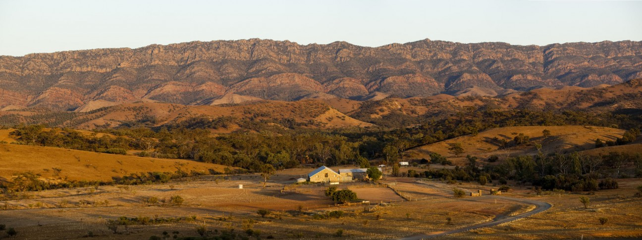 Arkaba Station & Walk Hotel – Flinders Ranges – Australia