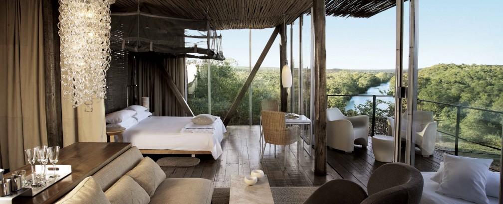 Safari lodges